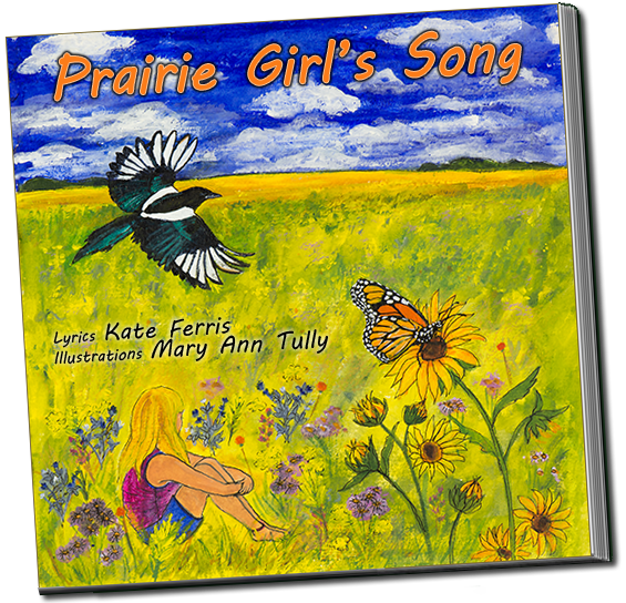 Book Cover Prairie Girls Song